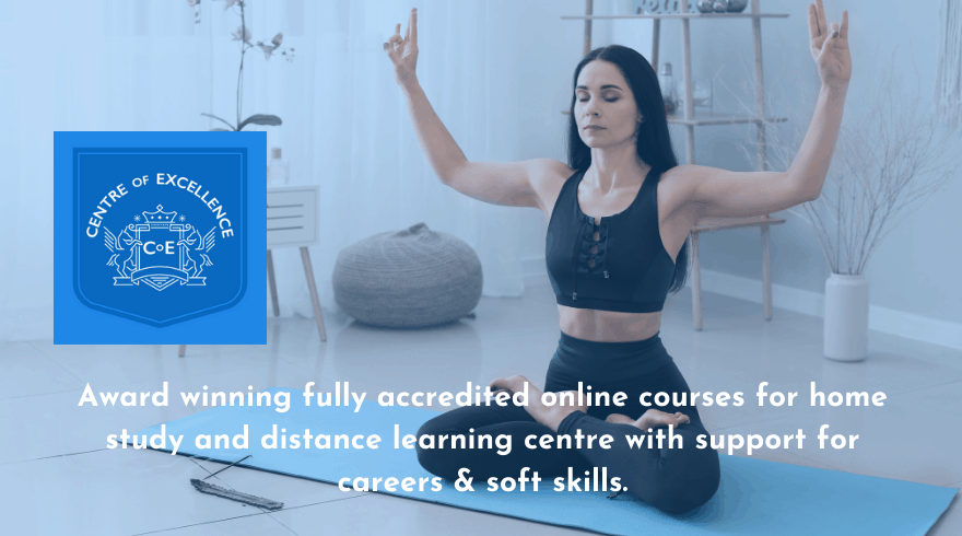 Award Winning fully accredited online courses for home study and distance learning centre with support for Careers & Soft Skills.
