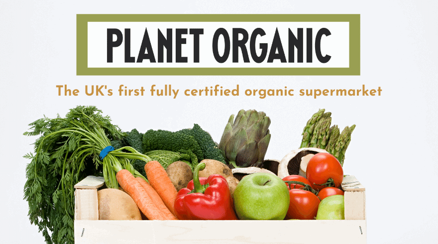 The UK's first fully certified organic supermarket