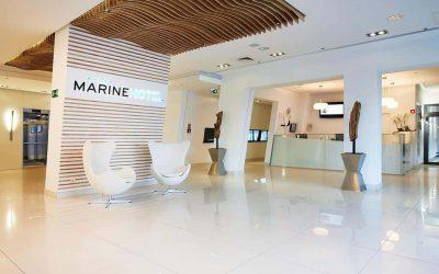 Marine Hotel by Zdrojowa 15